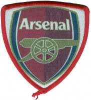 Shield Arsenal Badge